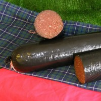 BLACK PUDDING ROLL